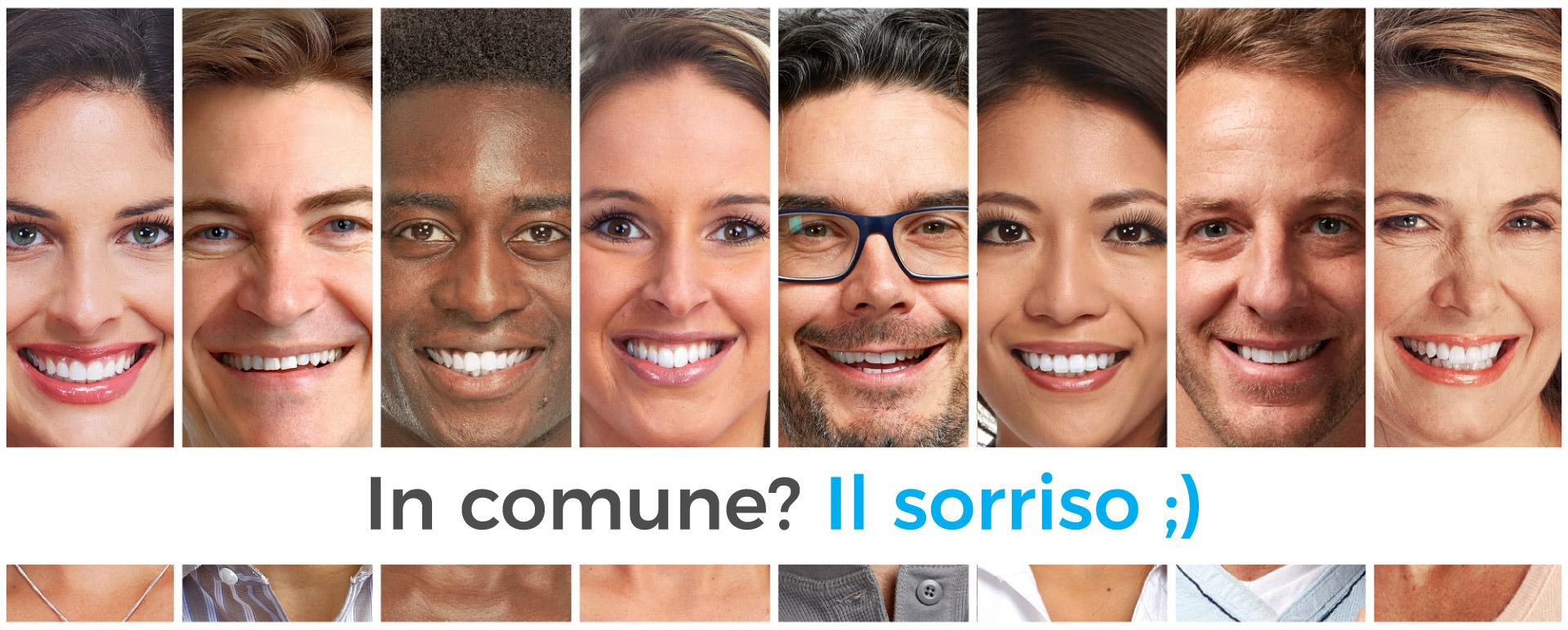 Ritrova il sorriso con i dentisti dello Studio Dentistico Maccario a Novara
